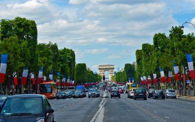Elektromobilność we Francji