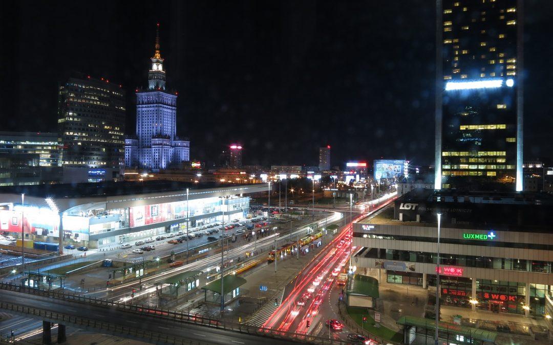 Elektromobilność elementem inteligentnych miast